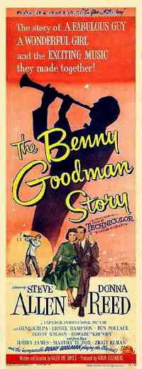 affiche  The Benny Goodman Story 130840