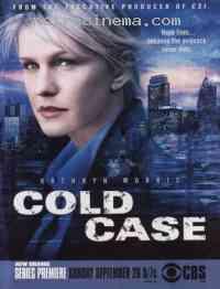 affiche  Cold Case : affaires classées 131875