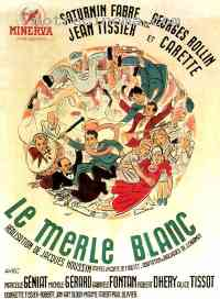 Poster Le merle blanc 131984