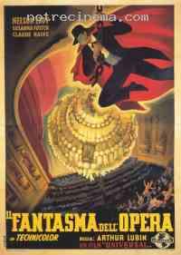 Poster Le Fant�me de l'Op�ra 132242