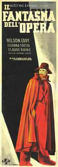 Poster Le Fant�me de l'Op�ra 132251