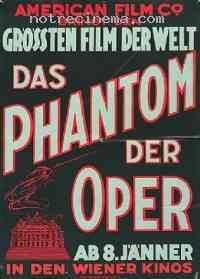 Poster Le Fant�me de l'Op�ra 132253