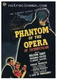 Poster Le Fant�me de l'Op�ra 132254
