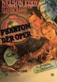 Poster Le Fant�me de l'Op�ra 132260