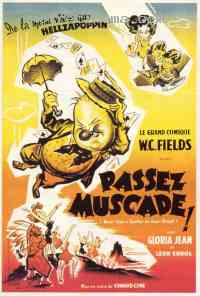 Poster Passez muscade 132734