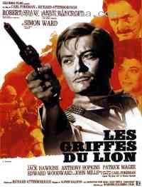 Poster Les Griffes du lion 133405