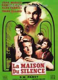 Poster La Maison du silence 133447