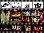 wallpapers Abba - The movie