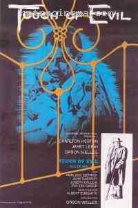 Poster La Soif du mal 134597
