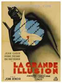 affiche  La Grande illusion 135041