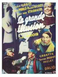 Poster La Grande illusion 135045