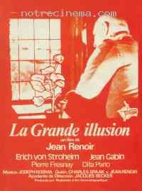 affiche  La Grande illusion 135048
