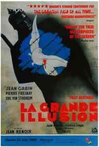 affiche  La Grande illusion 135049