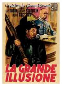 Poster La Grande illusion 135051