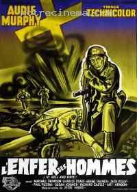 affiche  L'Enfer des hommes 135065