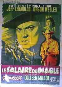 affiche  Le Salaire du Diable 135874