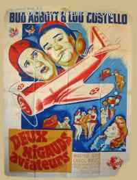 Poster Deux nigauds aviateurs 136818