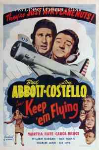affiche  Deux nigauds aviateurs 136820