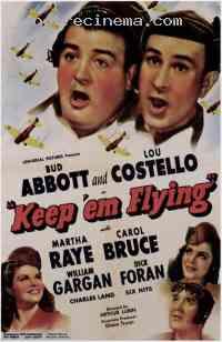 affiche  Deux nigauds aviateurs 136821