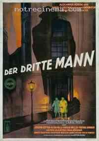 Poster Le Troisième homme 137036