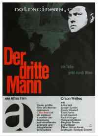 Poster Le Troisième homme 137041