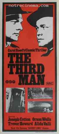 Poster Le Troisième homme 137044