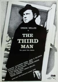 affiche  Le Troisième homme 137046