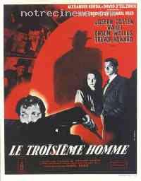 Poster Le Troisième homme 137051