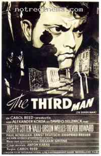 affiche  Le Troisième homme 137053