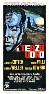 Poster Le Troisième homme 137060