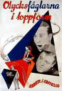 Poster Deux nigauds démobilisés 137482