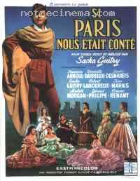 Poster Si Paris nous était conté 137808