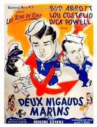 Poster Deux nigauds marins 137936