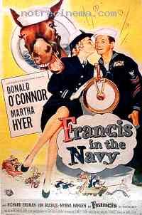 Poster Francis dans la marine 138610