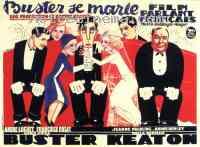 wallpapers Buster se marie - version française