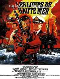 Poster Les loups de haute mer 139718