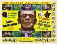 Poster Le Fils de Frankenstein 141485
