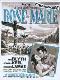 Poster Rose-Marie 14170