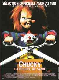 affiche  Chucky 2, la Poup�e de sang 142190
