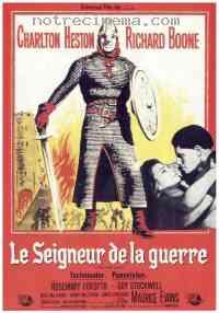 Poster Le Seigneur de la guerre 14481