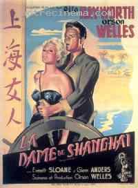 affiche  La Dame de Shanghai 14518