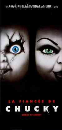 affiche  La Fianc�e de Chucky 147095