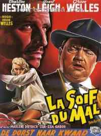 Poster La Soif du mal 14759
