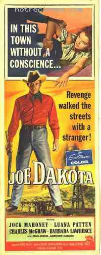Poster Joe Dakota 147764