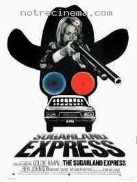 affiche  Sugarland Express 14842