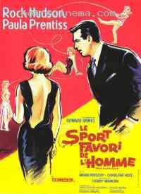 affiche  Le Sport favori de l'homme 148539