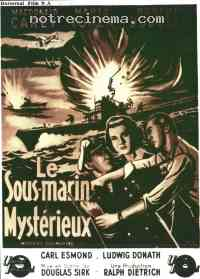 affiche  Le Sous-marin myst�rieux 148569