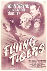 Poster Les Tigres volants 150263