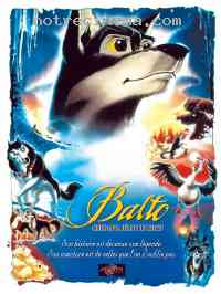 Poster Balto Chien-Loup, Héros des neiges 150519