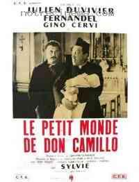 affiche  Le Petit monde de Don Camillo 15077